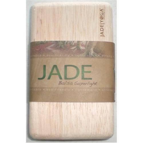 Jade Yoga - Jade Yoga Balsa Superlight Small Yoga Block