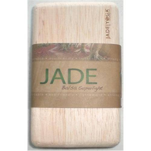 Jade Yoga - Jade Yoga Balsa Superlight Large Yoga Block