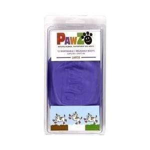 Pawz - Pawz Dog Boots Large - Purple
