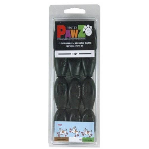 Pawz - Pawz Dog Boots Tiny - Black Label