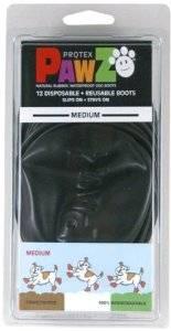 Pawz - Pawz Dog Boots Medium - Black Label