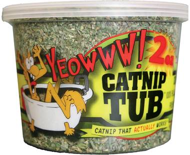 Yeowww! - Yeowww! Catnip Tub 2 oz
