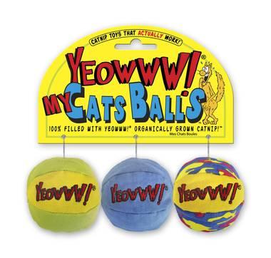 Yeowww! - Yeowww! My Cats balls