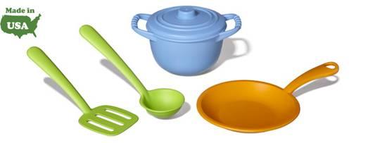 Green Toys - Green Toys Chef Set