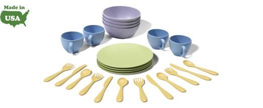 Green Toys - Green Toys Dish Set