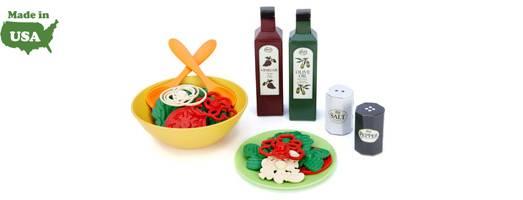 Green Toys - Green Toys Salad Set