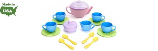 Green Toys - Green Toys Tea Set