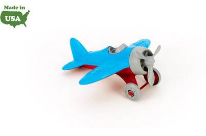 Green Toys - Green Toys Airplane - Blue Wings