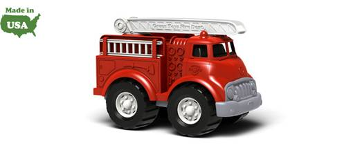Green Toys - Green Toys Fire Truck