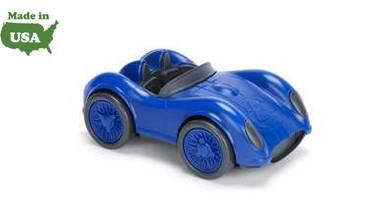 Green Toys - Green Toys Race Car - Blue