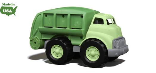 Green Toys - Green Toys Recycling Truck