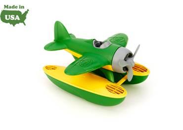 Green Toys - Green Toys Seaplane - Yellow Wings