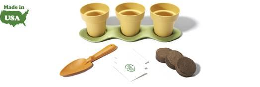 Green Toys - Green Toys Indoor Gardening Kit