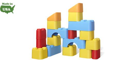 Green Toys - Green Toys Blocks