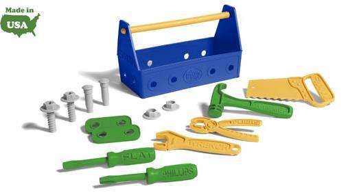 Green Toys - Green Toys Tool Set - Blue
