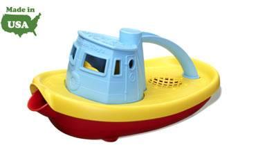 Green Toys - Green Toys Tug Boat - Yellow