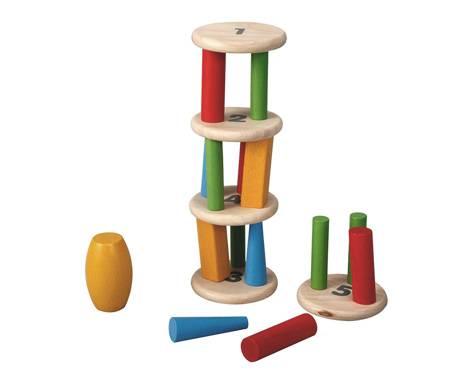 Plan Toys - Plan Toys Tower Tumbling