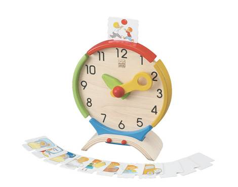 Plan Toys - Plan Toys Activity Clock