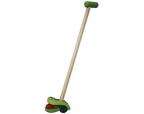 Plan Toys - Plan Toys Push-Along Frog