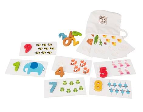 Plan Toys - Plan Toys Number 1-10