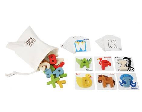 Plan Toys - Plan Toys Alphabet A-Z