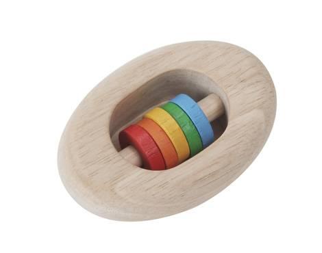 Plan Toys - Plan Toys Ladybug Bead