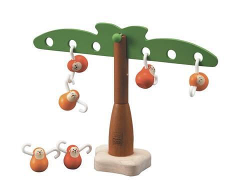 Plan Toys - Plan Toys Balancing Monkeys