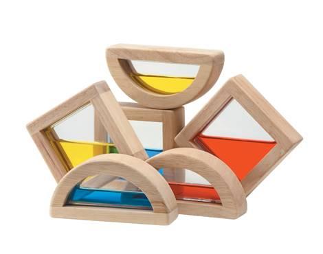 Plan Toys - Plan Toys Water Blocks