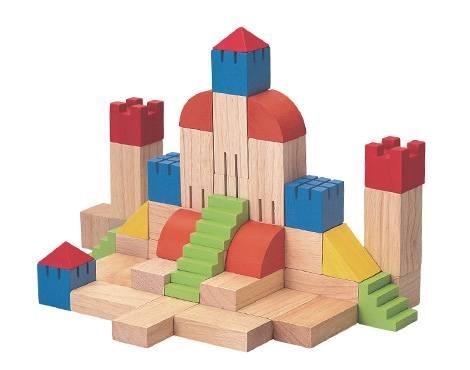 Plan Toys - Plan Toys Creative Blocks (35 MM)
