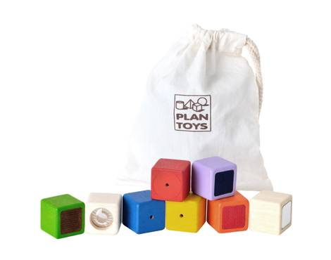 Plan Toys - Plan Toys Activity Blocks
