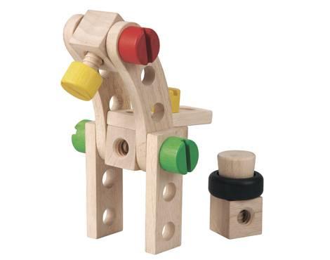 Plan Toys - Plan Toys 30 Construction Set