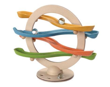 Plan Toys - Plan Toys Curvy Click Clack