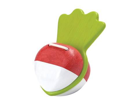Plan Toys - Plan Toys Beetroot Clapper
