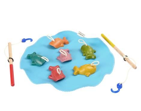 Plan Toys - Plan Toys Fishing Game