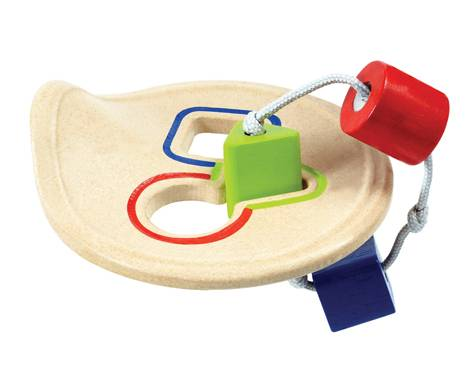 Plan Toys - Plan Toys First Shape Sorter