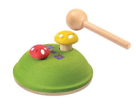 Plan Toys - Plan Toys Pounding Mushroom