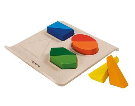 Plan Toys - Plan Toys Twist & Shape