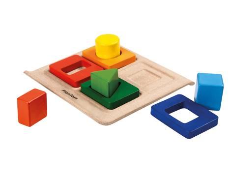 Plan Toys - Plan Toys Shape Sorter
