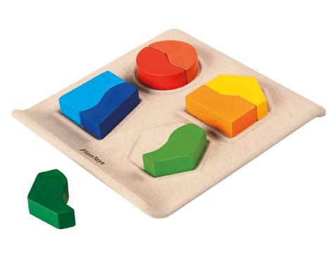 Plan Toys - Plan Toys Shape Matching