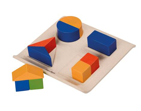 Plan Toys - Plan Toys Fraction Fun