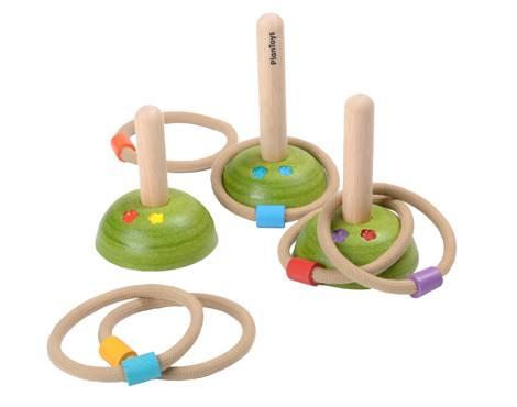 Plan Toys - Plan Toys Meadow Ring Toss