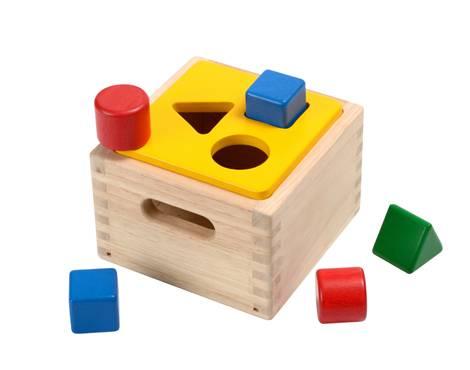 Plan Toys - Plan Toys Shape & Sort It Out