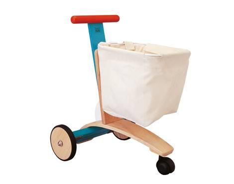 Plan Toys - Plan Toys Shopping Cart