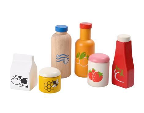 Plan Toys - Plan Toys Food & Beverage Set
