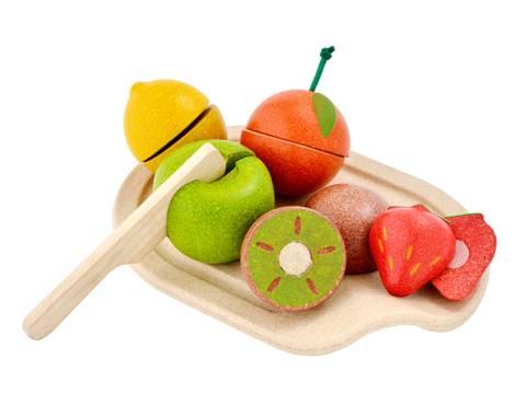 Plan Toys - Plan Toys Assorted Fruit Set