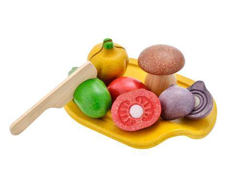 Plan Toys - Plan Toys Assorted Vegetable Set