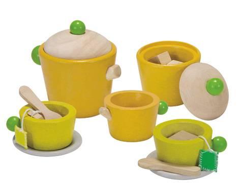 Plan Toys - Plan Toys Tea Set