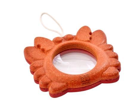 Plan Toys - Plan Toys Crab Magnifier (6 Pcs)