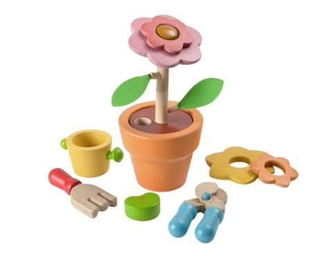 Plan Toys - Plan Toys Flower Set