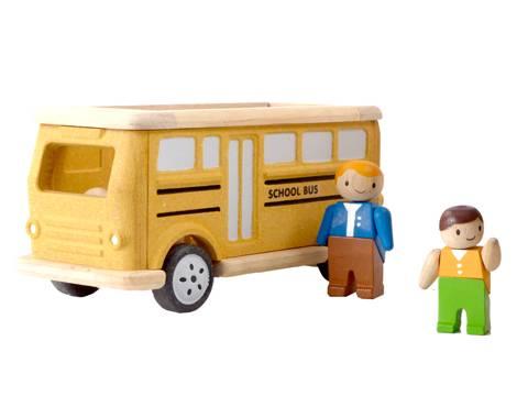 Plan Toys - Plan Toys School Bus